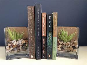 Simple Instructions To Make Diy Bookends