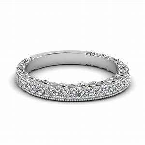 15 Best Of Vintage Women39s Wedding Bands