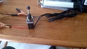 12 Volt Dual Linear Actuator With 4 Way Joystick