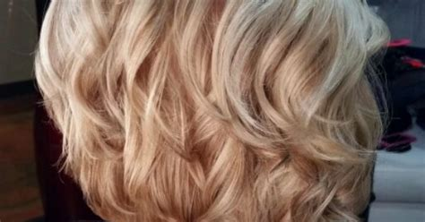 Blonde With Some Cinnamon Color...lowlights Wella 7/7