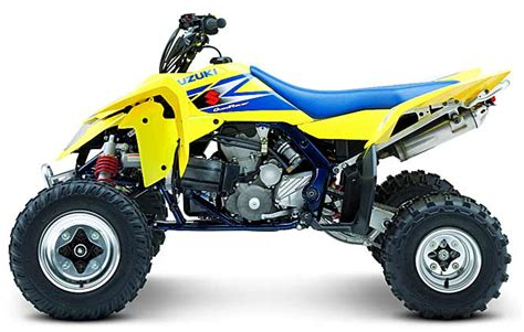 Suzuki Quadracer R450 by 301 Moved Permanently
