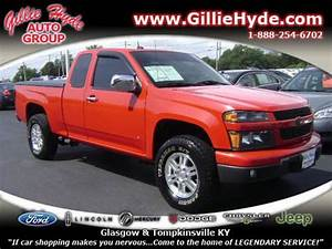 2009 Chevrolet Colorado Extended Cab Pickup 4x4 Ls 4x4 For