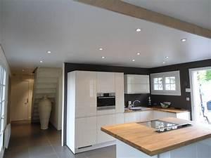 Spot Led Encastrable Plafond Faible Hauteur : plafond staff paris bordeaux prix horaire artisan ~ Melissatoandfro.com Idées de Décoration