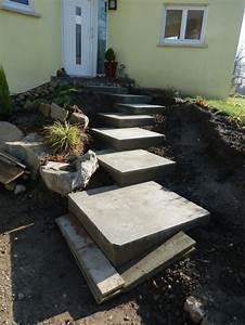 plus de 25 idees escalier exterieur beton tendance sur With amenagement exterieur maison moderne 9 mur gabion dans le jardin moderne un joli element fonctionnel