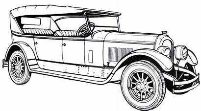 Coloring Classic Marmon 1924 Cars Royce Rolls