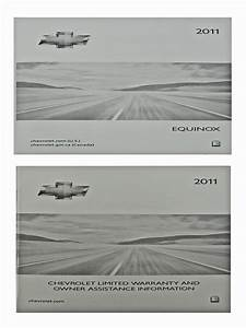 New Owners Operators Manual Guide Books For A 2011 11