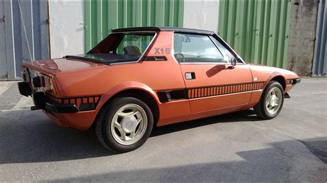 1976 Fiat X19 by Fiat X1 9 1976 Malta Mizieb Hillclimb 2014