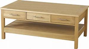 seconique oakleigh 3 drawer storage coffee table oak With oak coffee tables with storage space