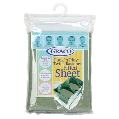 graco pack n play sheets pack