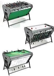 tri sports table air hockey pool table football