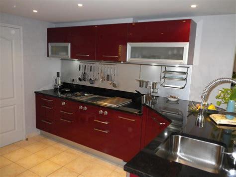 et decoration cuisine deco cuisine et noir cuisine nous a fait à l