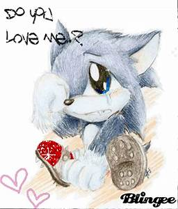Baby Sonic werehog -crying- Picture #91825599 | Blingee.com