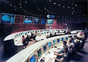 Les salles de contrôle en images