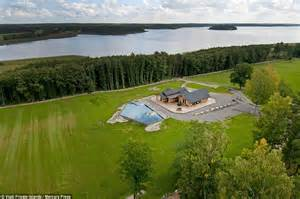 Luxury Villa On Swedish Island by Swedish Luxury Island Previously Owned By Tiger Woods Up