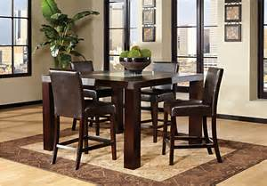 rooms to go dining room sets marsdale brown 5 pc dining room dining room sets wood