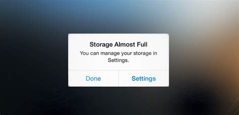 iphone storage almost how to solve the storage almost in iphone or