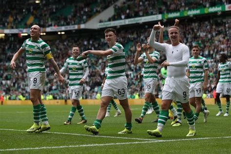 Celtic FC squad and numbers 2018/19 - Football Scotland