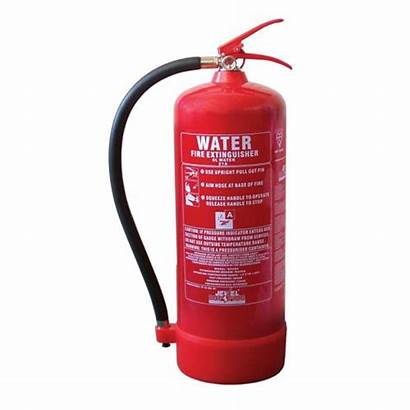 Extinguisher Fire Pressure Stored Water Litre Ex