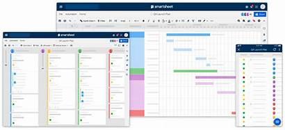 Smartsheet Software Project Kanban Management Pricing Features