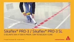 Sika Stop Mousse Pro : selar e vedar pavimentos com sikaflex pro 3 sika ~ Dailycaller-alerts.com Idées de Décoration