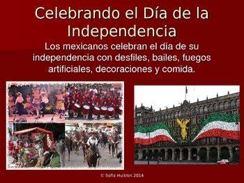 Independencia de Mexico PP Español by Sofia Huitron   TpT