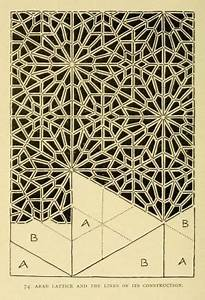Graph Paper Drawing Ideas Arab Lattice Work By Eva0707 Architecture In 2019
