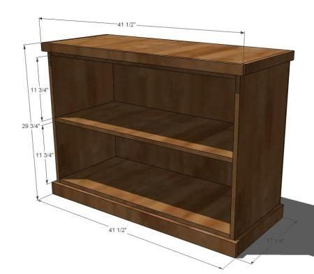 build   office wide bookcase base wide bookcase