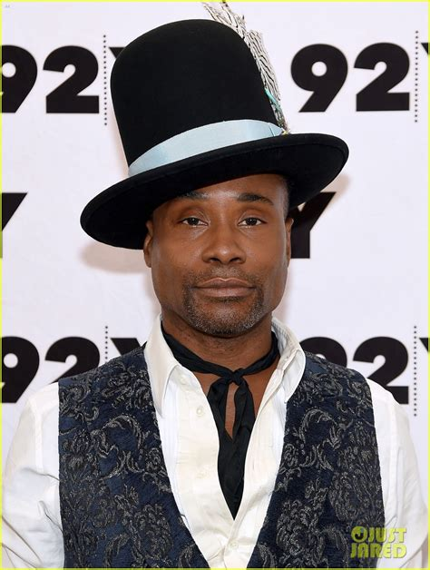 Billy Porter Reveals Why Has Hard Time Watching His