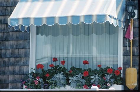 diy stationary window awning pvc pipe hunker
