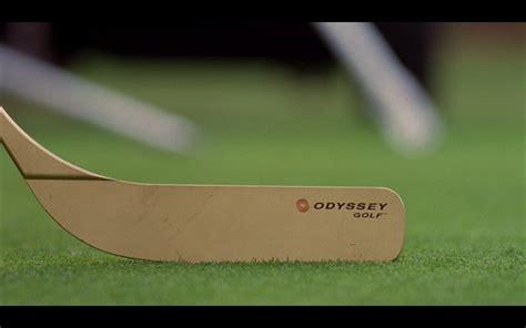 odyssey golf putter happy gilmore