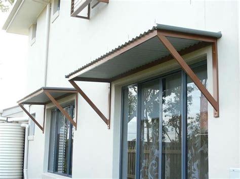 pin  joy dellas  entryways window awnings metal awning diy awning
