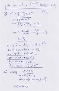 Nullstellen Berechnen Komplexe Zahlen : polarform eulersche formel komplexe zahlen advanced ~ Themetempest.com Abrechnung