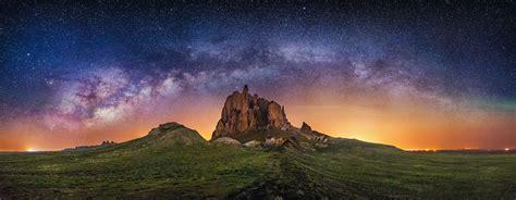 Nature Photography Landscape Milky Way Starry Night