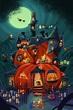30 Halloween Artwork Ideas - InspirationSeek.com