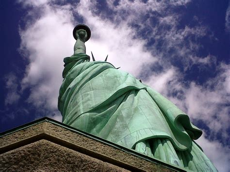 statue of liberty pedestal file statue of liberty 2011 from pedestal jpg