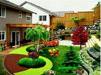 how to landscape your yard Large Size How To Landscape Your Front Yard On A Budget ...
