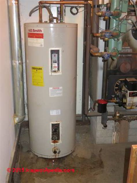 Electric Hot Water Heater Replacement