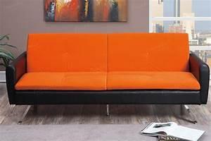 orange leather sofas luxury burnt orange leather sofa 26 With orange leather sectional sleeper sofa