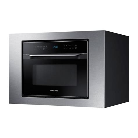 countertop microwave convection oven samsung mc12j8035ct 1 2 cu ft countertop