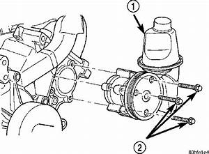 What Steps Do I Need To Do For Replacing A Power Steering
