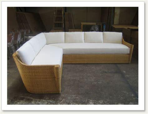 wicker sectional sofa indoor indoor rattan sectional sofa sofa menzilperde net