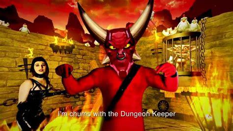 dungeon keeper horny rap  bull youtube