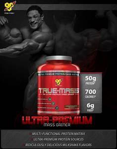 True-mass Protein Powder By Bsn - Bodybuilding Com