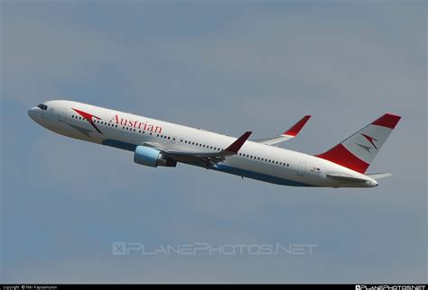 Oelay  Boeing 767300er Operated By Austrian Airlines