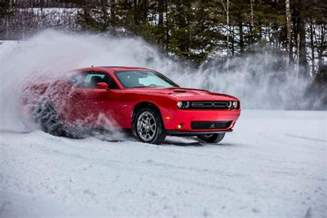 2017 Dodge Challenger Gt All Wheel Drive Awd Explained