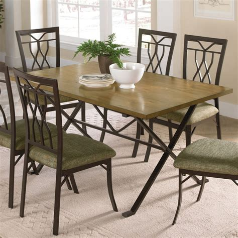 distressed trestle dining table furniture sturdy distressed trestle dining table wooden 6791