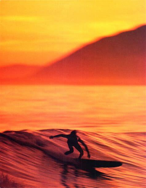 Sunset Surfing #surfing  Surfing  Pinterest Surf