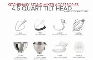 Kitchenaid Stand Mixer Attachments Wow Blog