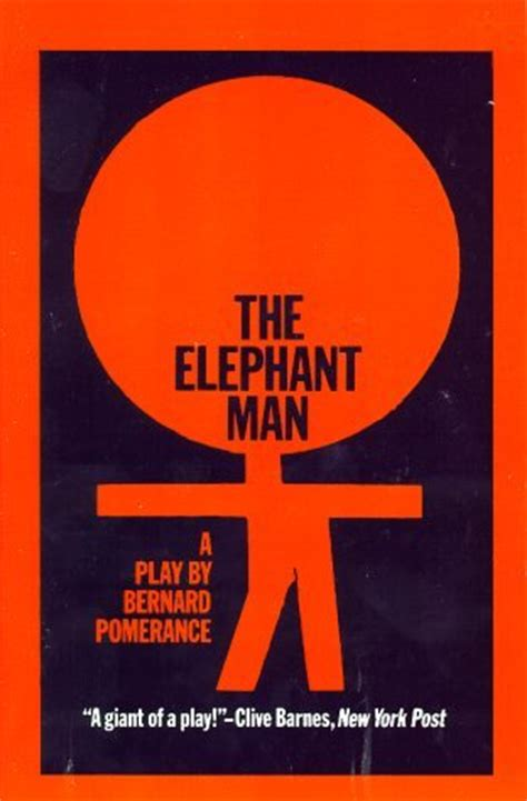 elephant man  bernard pomerance reviews