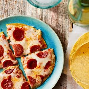 Mini Pepperoni Pizza Recipe - EatingWell